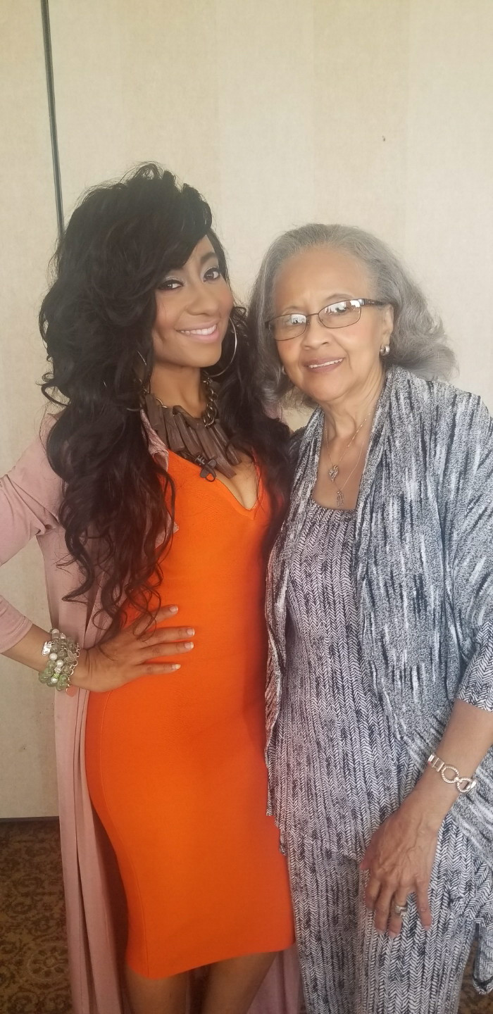 Tambra Cherie & Her Mom Women Brunch Mississippi