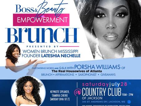 EVENT ALERT: Boss & Beauty Empowerment Brunch