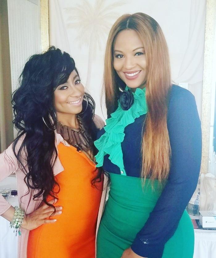 Tambra Cherie and Selena