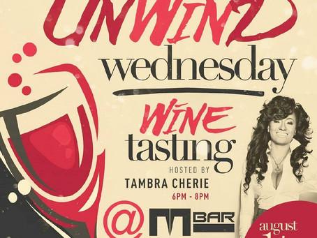 Event Alert: Unwind Wednesdays