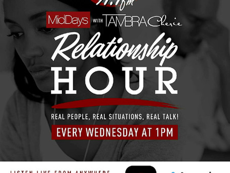 Relationship Hour - To Mend or Not to Mend