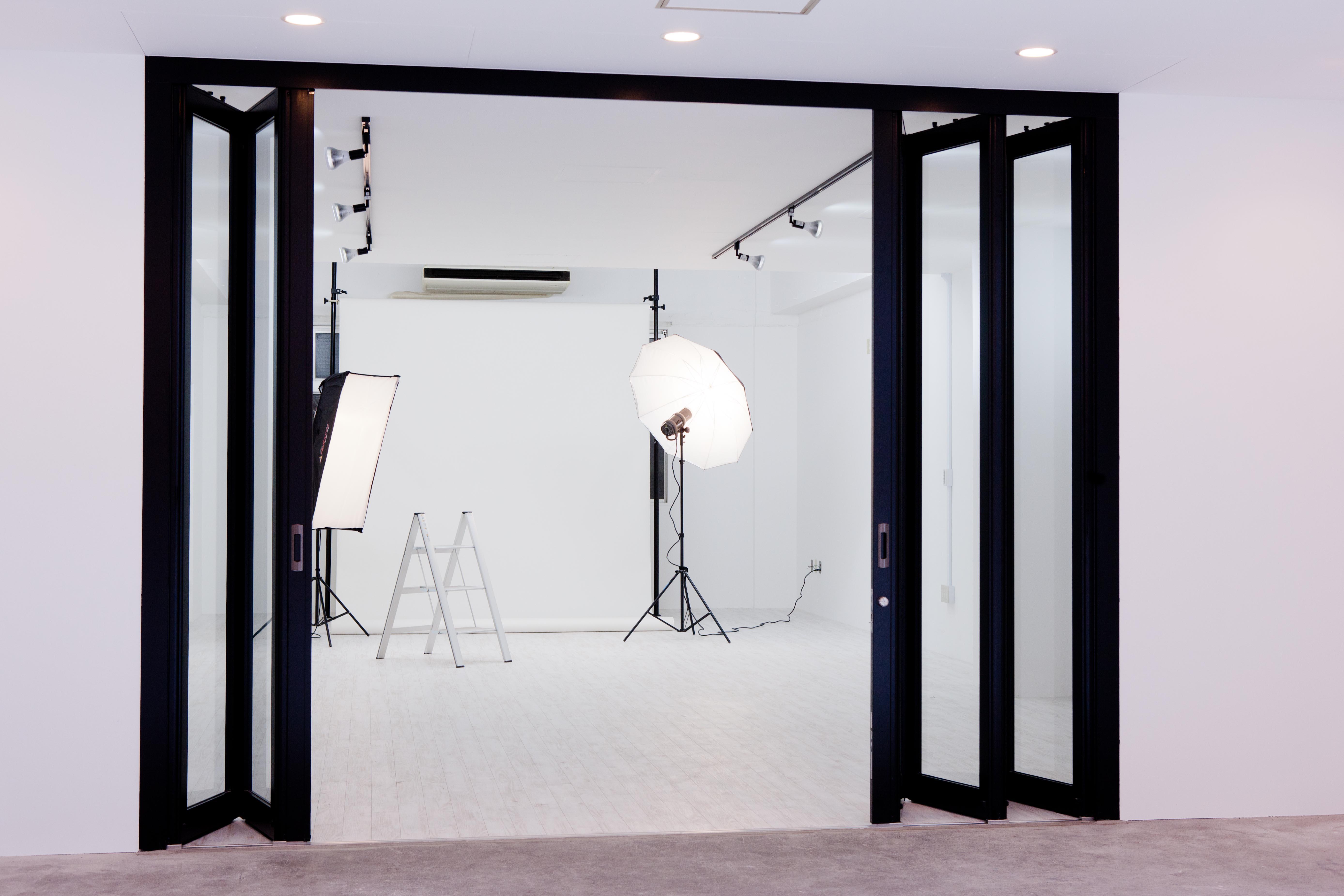 自社スタジオ写真2