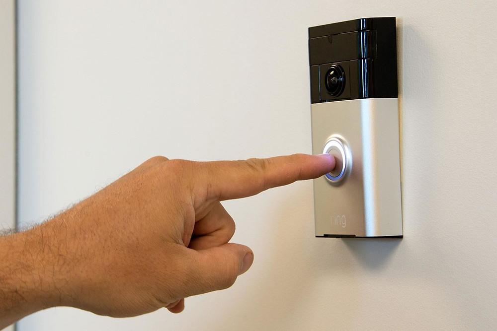 TeleBell QR Code Smart Wireless Doorbell
