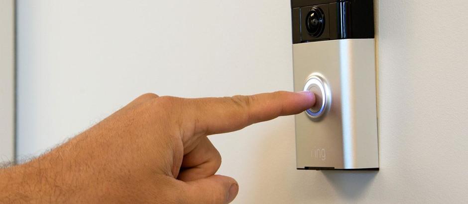 Can a Smart Wireless Doorbell device replaced by QR Code, a QR Code Doorbell?