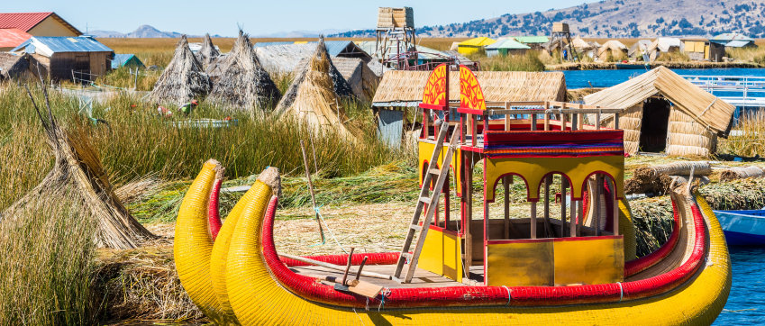 Lake Titicaca Tour - 3 Days