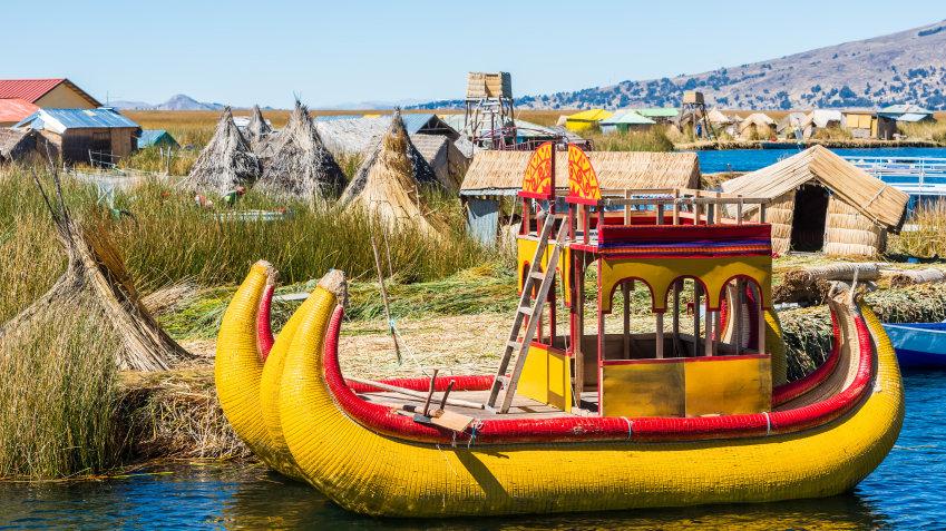 Lake Titicaca Tour - 3 Days