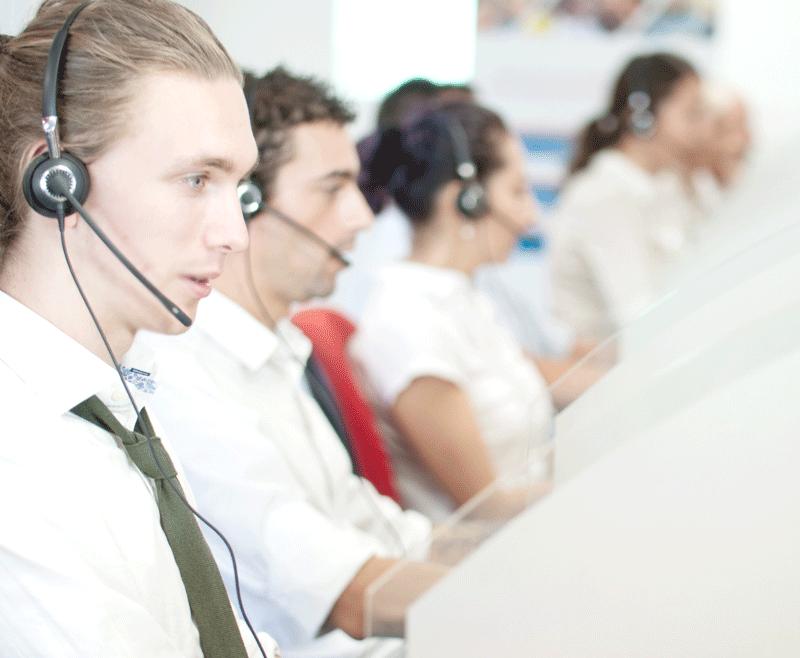 Call Center Mauritius | Conseillers Commerciaux