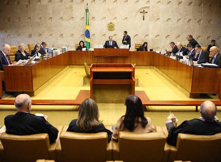 Decisão do STF: crimes comuns com conexões eleitorais devem ser julgados pela Justiça Eleitoral