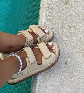 Chanel Slides <3