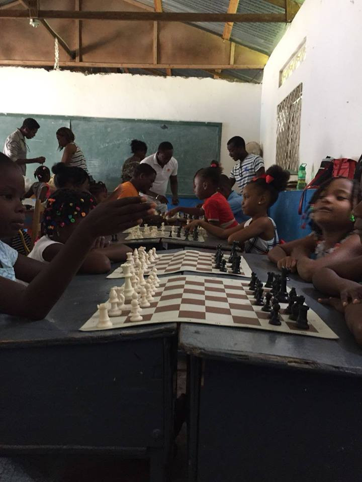 Chess For Haïti