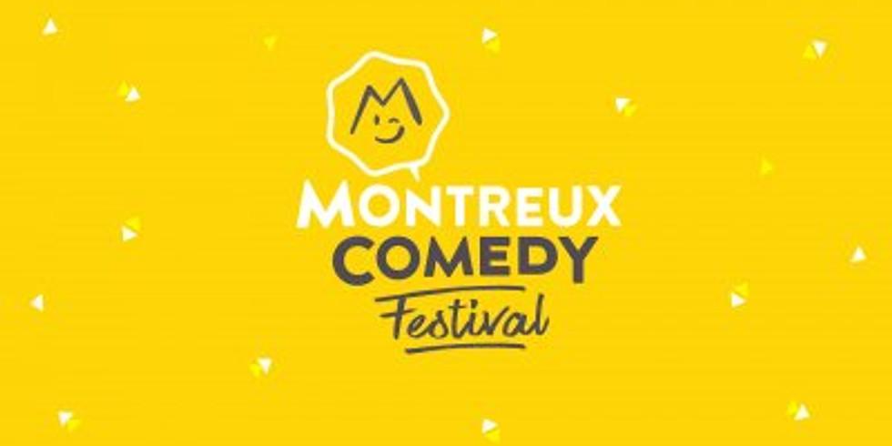 Gala Stand-Up à Festival de Montreux