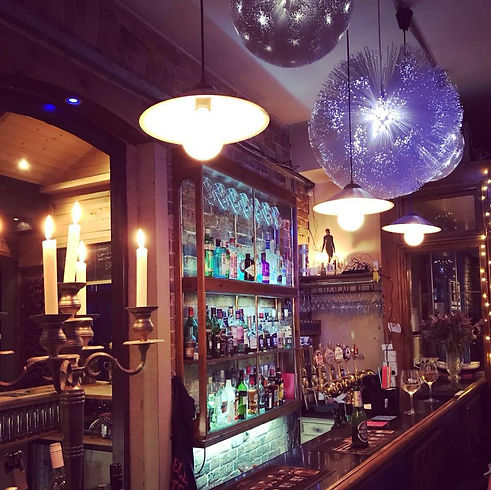Bar Deal the court yard gin vodka spirits deal champagne wine