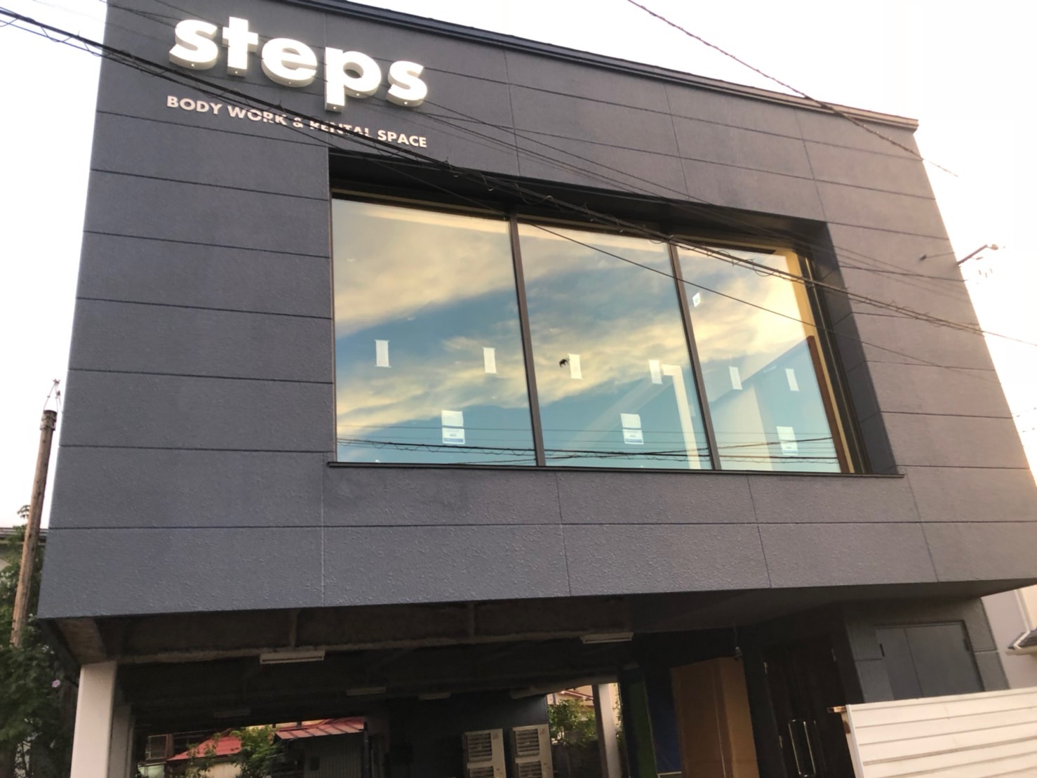 steps全景