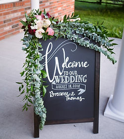 Welcome to our Romantic Wedding!