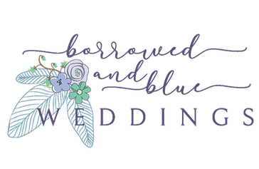 2020 Logo - Borrowed and Blue Weddings W