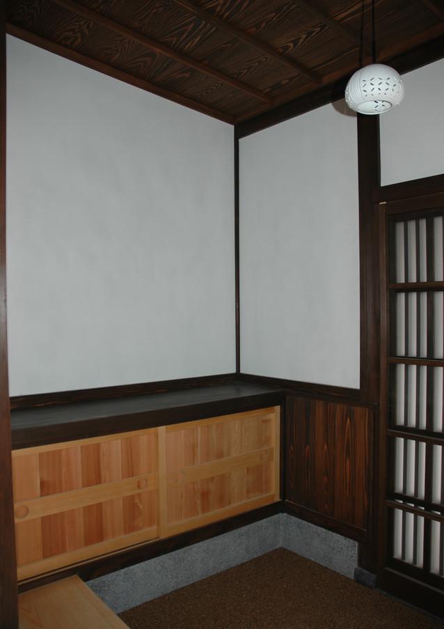 平成26年 古民家再生 K様邸施工事例(04/10枚)