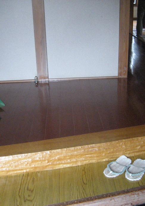 平成30年 リフォーム改修前 S様邸施工事例(09/09枚)