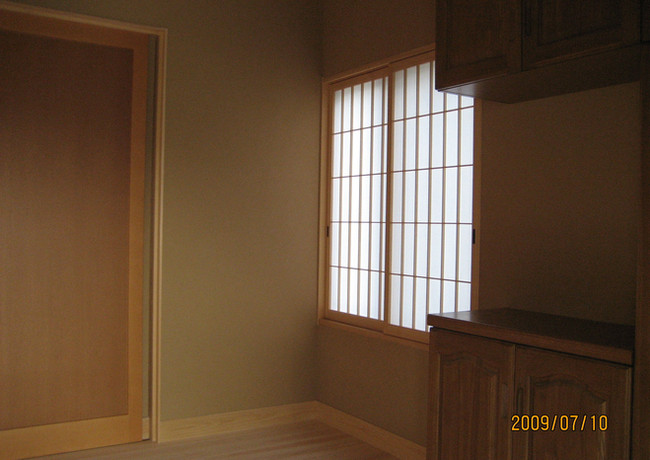 平成21年 木造新築 H様邸施工事例(02/05枚)