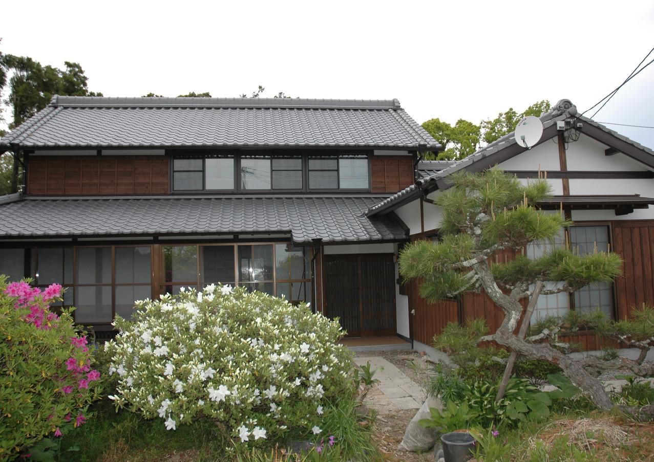 平成26年 古民家再生 K様邸施工事例(03/10枚)