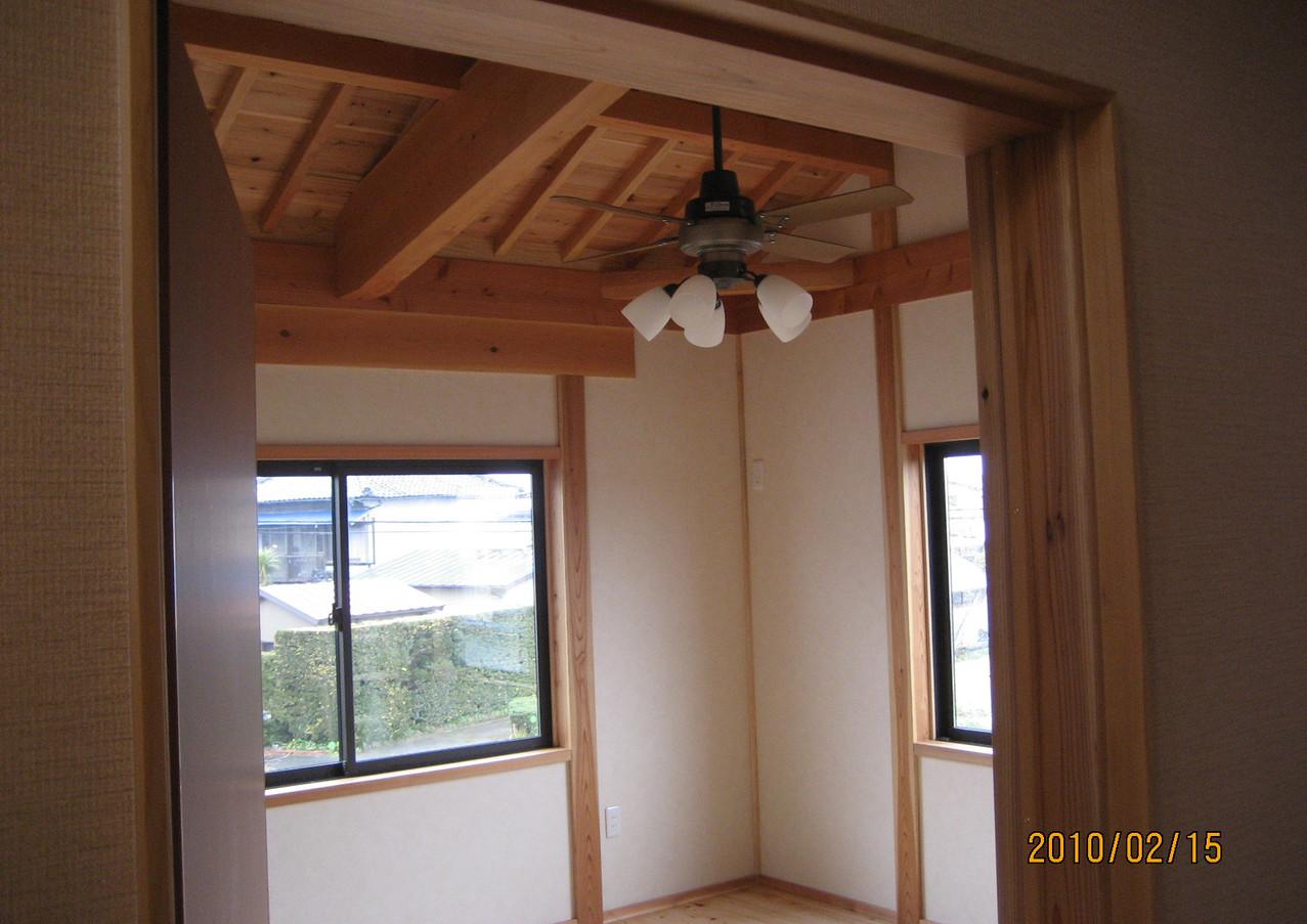 平成21年 木造新築 S様邸施工事例(06/06枚)