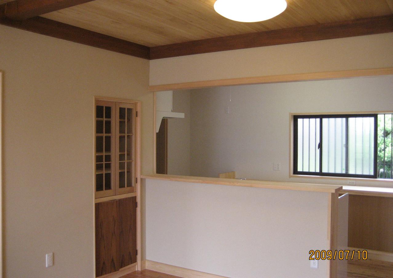 平成21年 木造新築 H様邸施工事例(03/05枚)