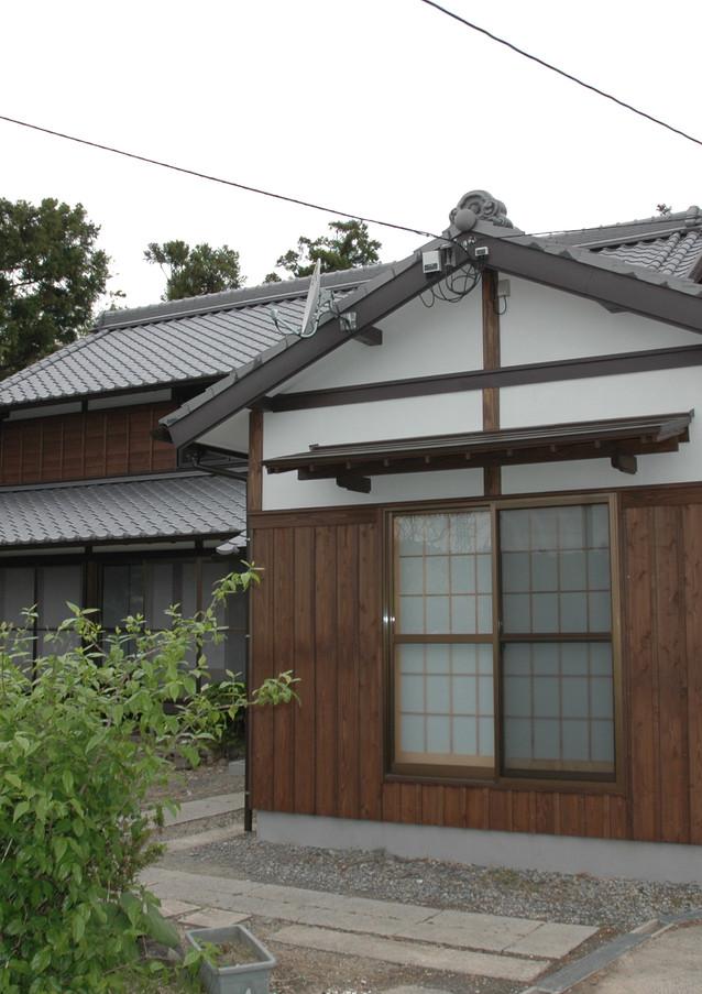 平成26年 古民家再生 K様邸施工事例(01/10枚)