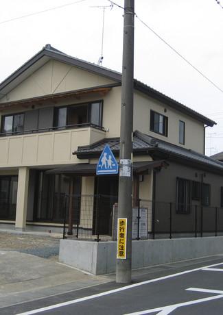 平成21年 木造新築 H様邸施工事例(01/05枚)