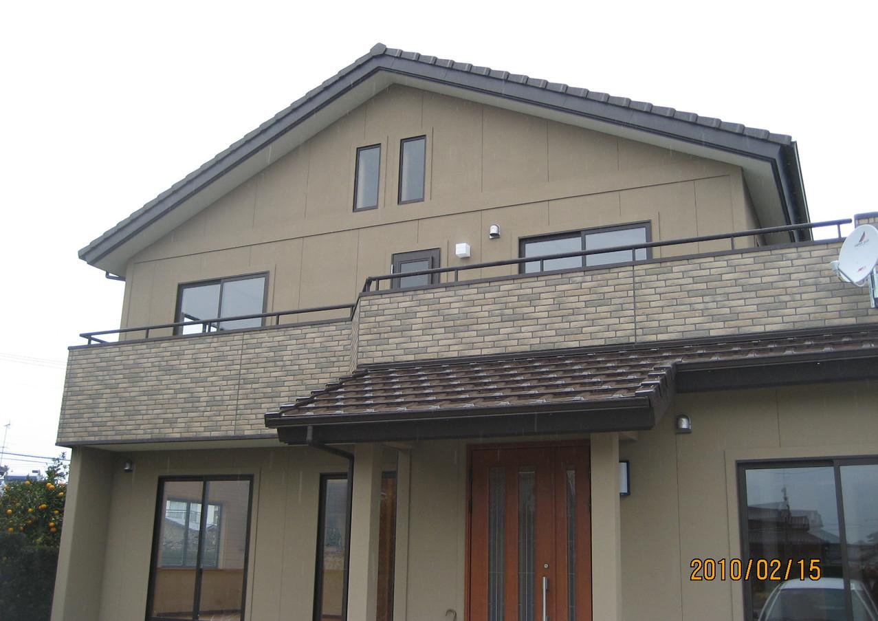 平成21年 木造新築 S様邸施工事例(03/06枚)