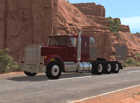 Mod Development Update: Heavy Haulin' on the way!