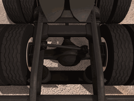 Mod Development Update: Improved Rear Suspension on the T85