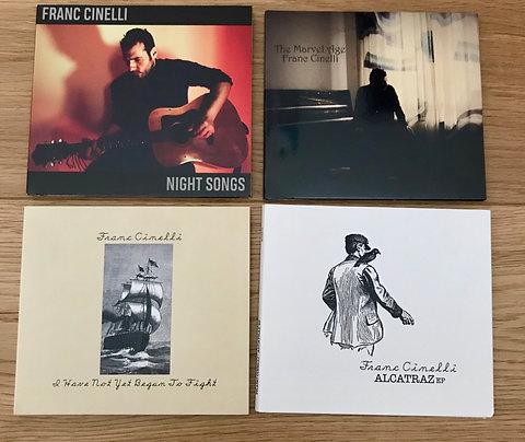 4 CD Bundle