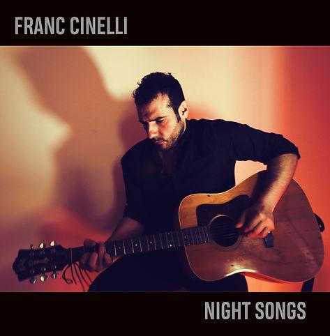 FRANC CINELLI_NIGHT SONGS_ALBUM COVER 15