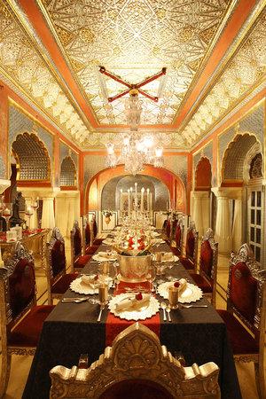 Palace Dinner
