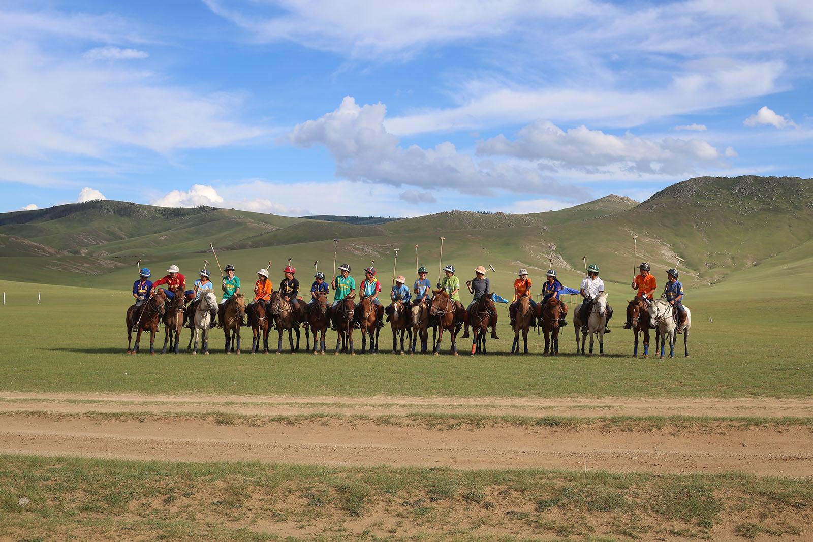 Mongolia Polo