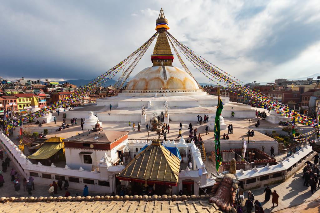 Kathmandu-Boudha