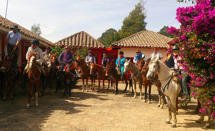 Riding Holiday Colombia