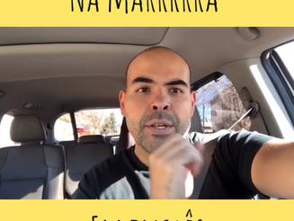 """Como se diz a expressão """"NA MARRA"""" em inglês?"""