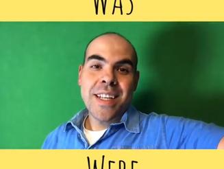 """Qual a diferença entre """"was"""" e """"were""""?"""
