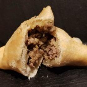 MEAT SAMOSAS (Pack of 12)