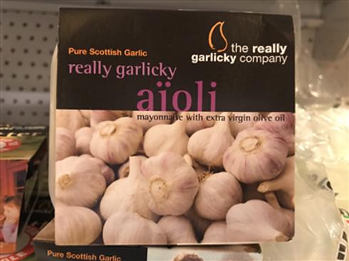 REALLY GARLICKY AIOLI 200g