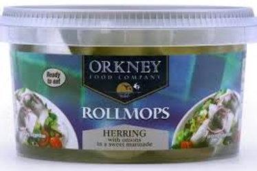 HERRING ROLLMOPS