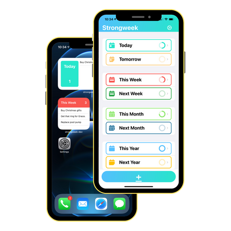 The Best Weekly Agenda and Planner Apps for iOS, Ranked