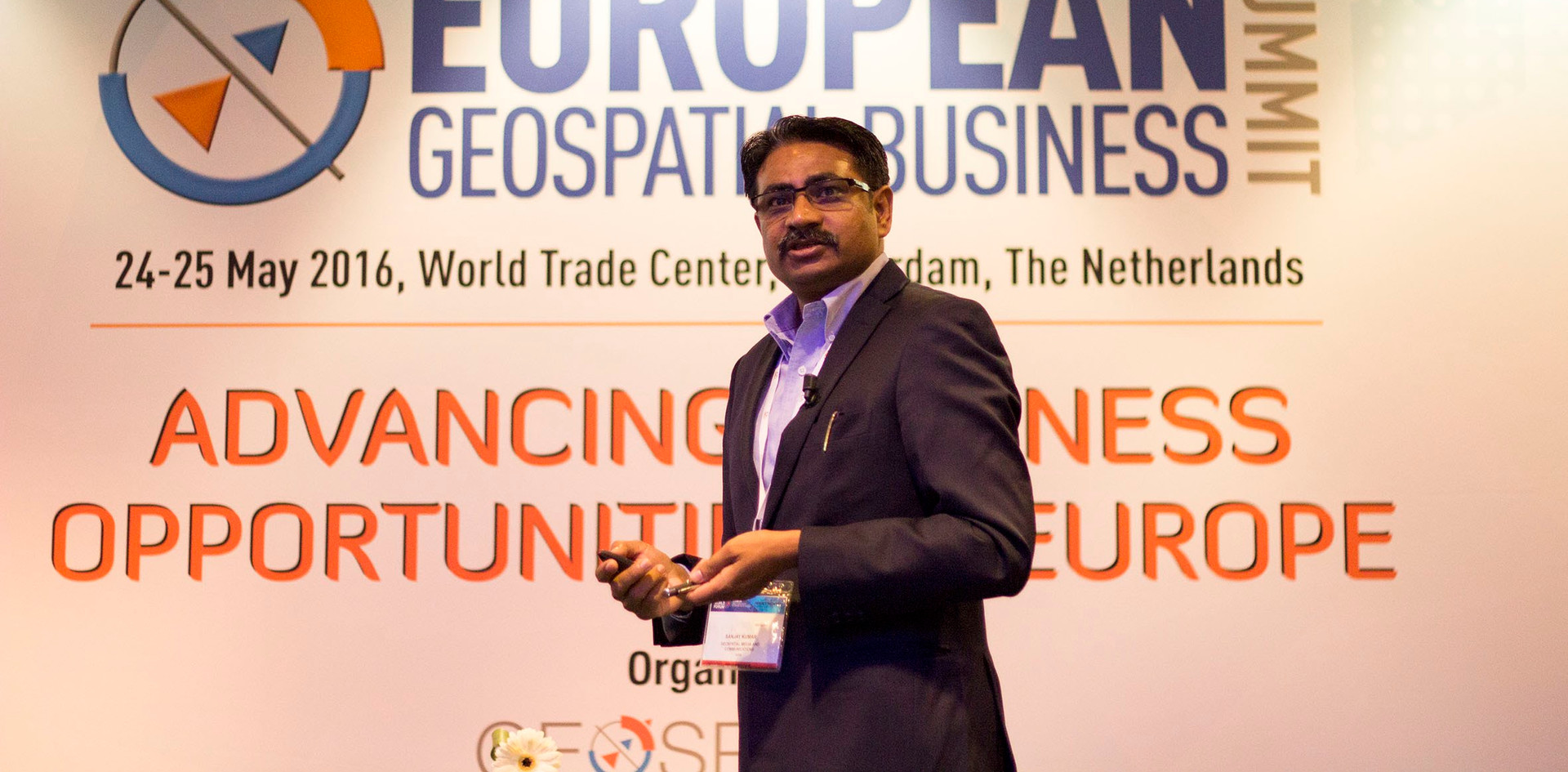 Talking to the geospatial industry leaders