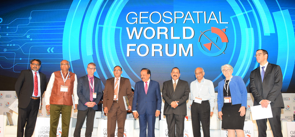 With key dignitearies at GWF 2018