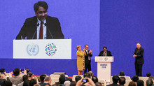 "Sanjay Kumar conferred ''Global Geospatial Industry Ambassador"" by UN-GGIM"