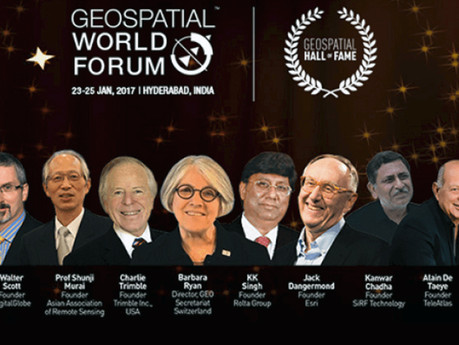 The incredible leaders of geospatial industry and their inspiring journeys
