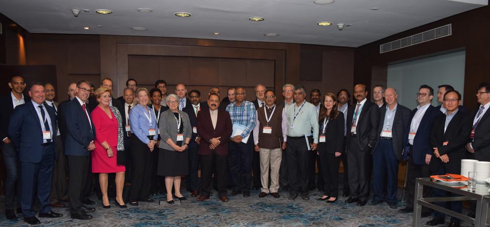Brining in geospatial leadership together