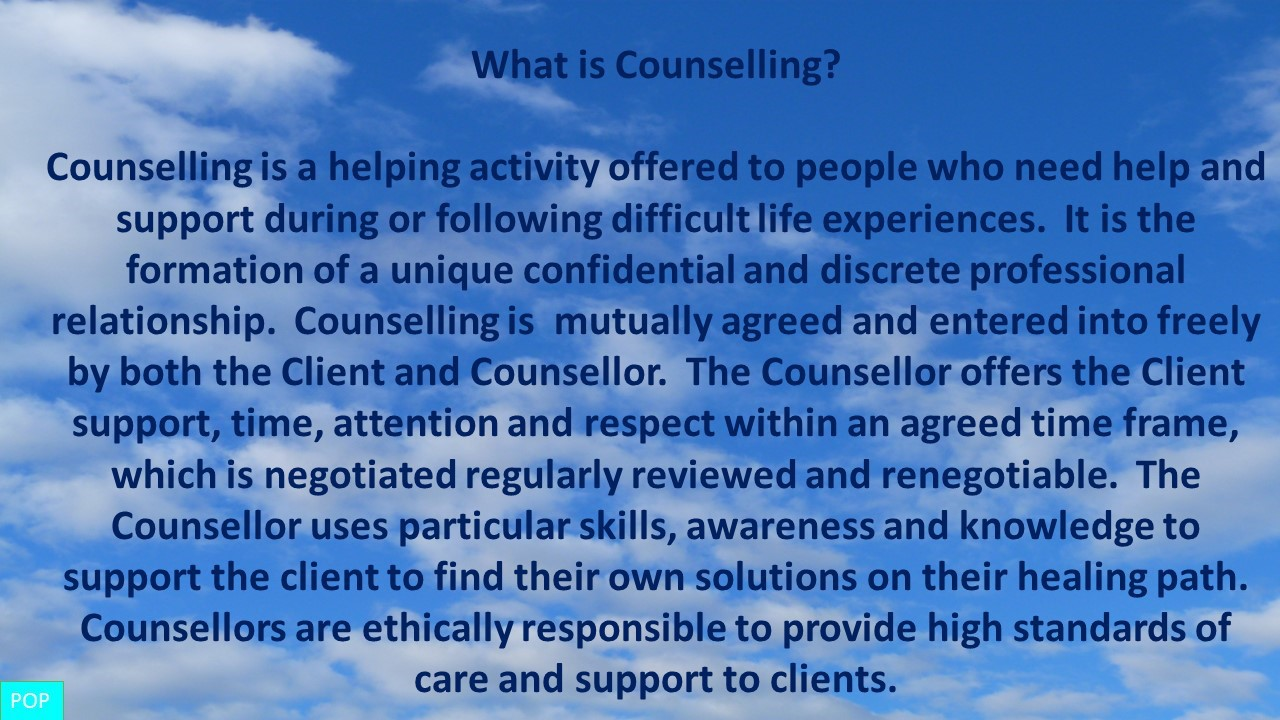 Counselling Support Doncaster