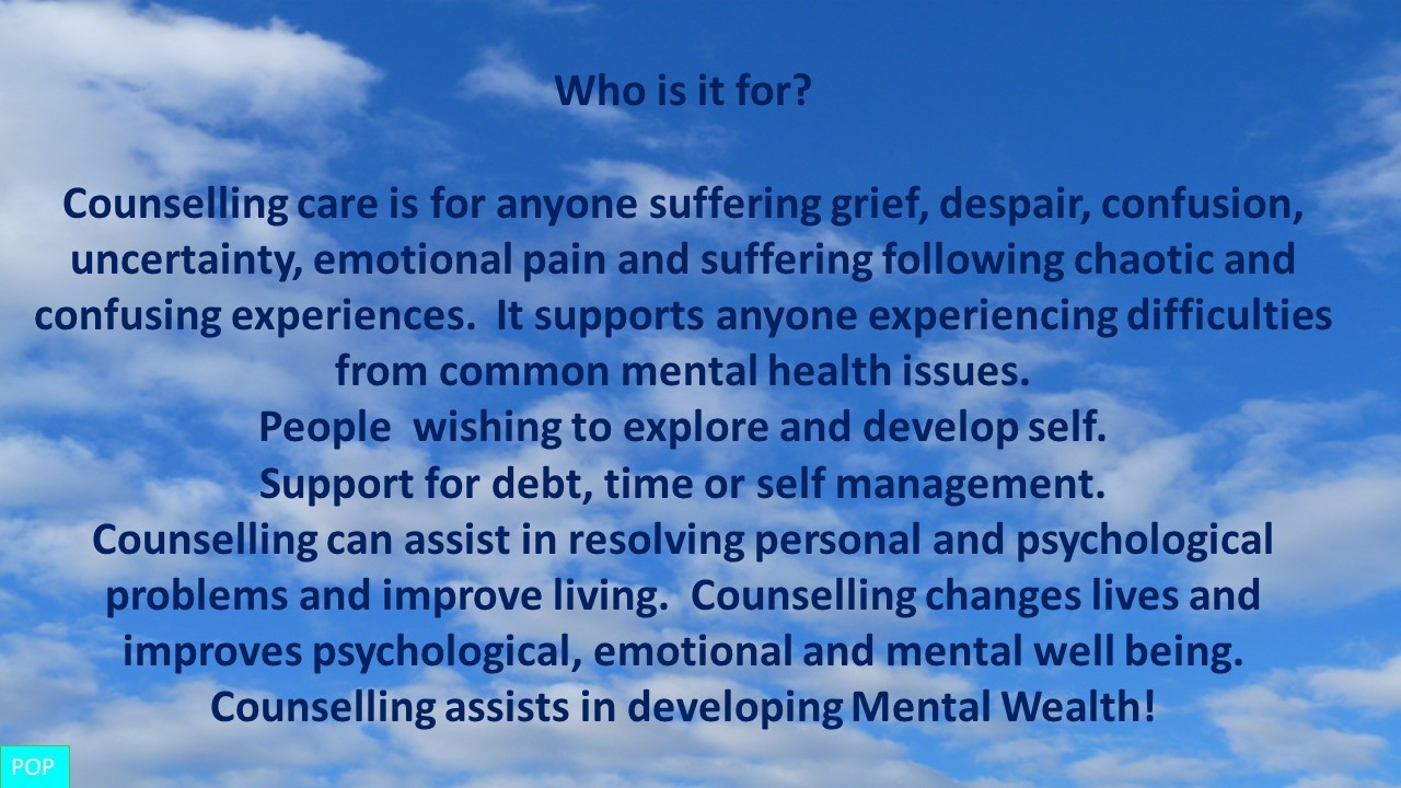 Bereavement Counselling Doncaster