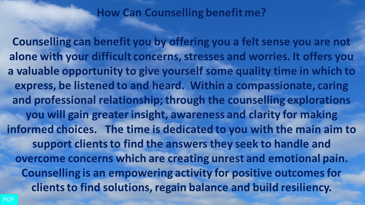 Counselling & Supervision Doncaster